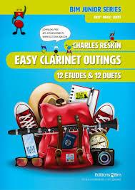 Gregory Barrett - Reskin Easy Clarinet Outings