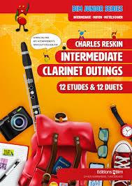 Gregory Barrett - Reskin Intermediate Clarinet Outings