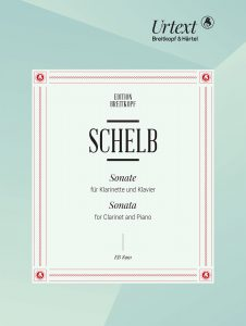 Gregory Barrett - Schelb, Josef Sonate