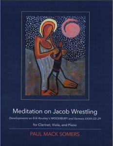 Gregory Barrett - Somers Meditation on Jacob Wrestling