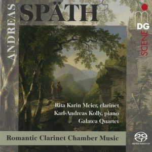 Romantic Clarinet Chamber Music