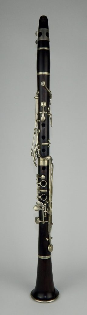 Fig. 2. Albert system clarinet. E. Albert Brussels