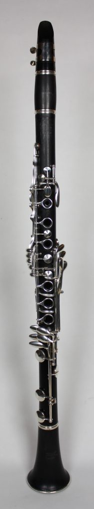 Fig. 6. Gomez-Boehm clarinet