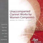 Unaccompanied Clarinet Works of Women Composers