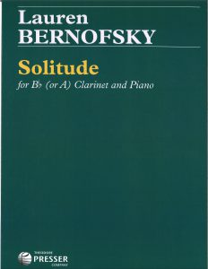 Greg Barrett - Bernofsky Solitude