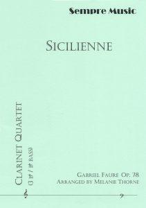 Greg Barrett - Faure Sicilenne