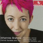 Johaness Brahms-Sonatas and Trio on Historical Instrumenta